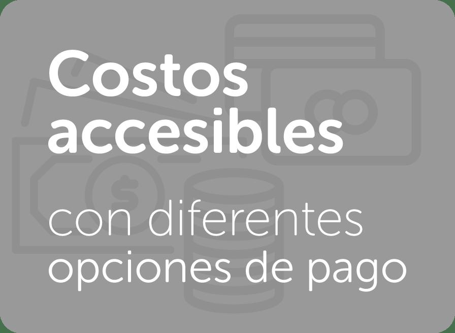 Costos Accesibles