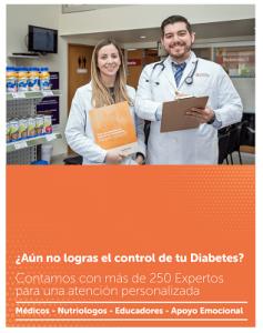 ¿Aún No Logras El Control De Tu Diabetes?