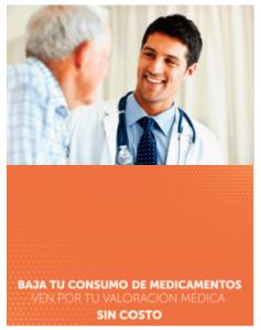 Baja Tu Consumo De Medicamentos